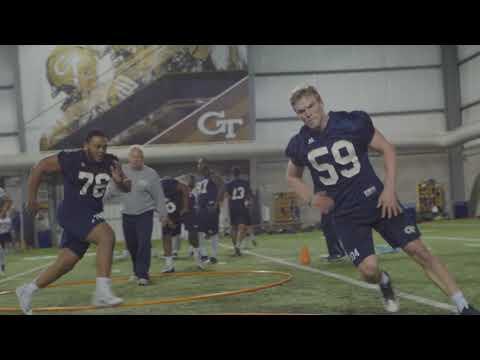 Video: GT FB: Offseason Workouts