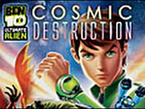ben 10 ultimate alien cosmic destruction nintendo ds rom download