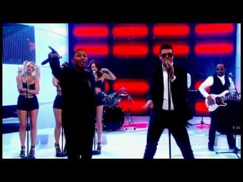 Blurred lines - Robin Thicke feat. Pharrell-T.I.