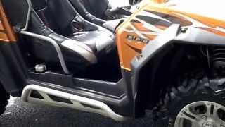 7. 2009 Polaris Ranger RZR 800 #P8754