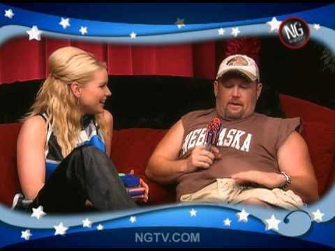 Larry the Cable Guy on Witless Protection Pt.1 of 2