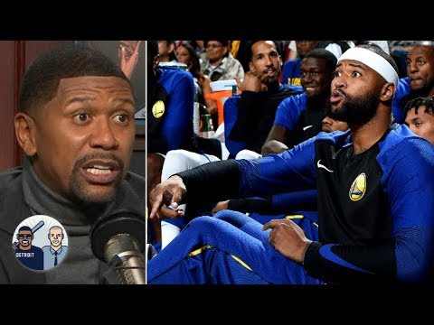 Video: Boogie Cousins to unlock something we've never seen from the Warriors – Jalen Rose | Jalen & Jacoby