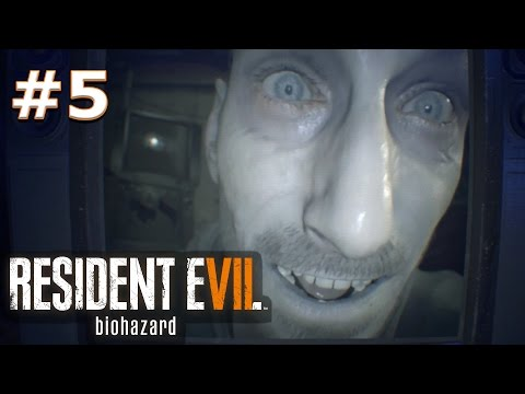 ПАТИ С ДВУМЯ ТЯНКАМИ! #5 {Прохождение - Resident Evil 7: Biohazard}