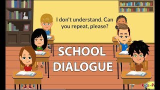Video School Conversation, School Dialogue MP3, 3GP, MP4, WEBM, AVI, FLV April 2019