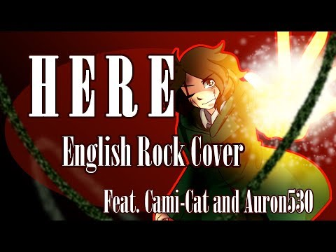 Ancient Magus Bride- Here English Rock Cover