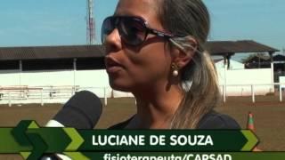 Equoterapia em Rio Verde- Tv Sucesso