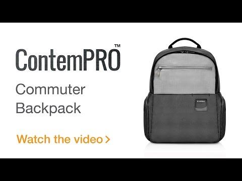EVERKI ContemPRO Commuter Laptop Backpack, up to 15.6-Inch (EKP160/EKP160N)
