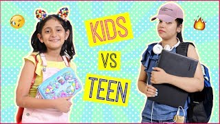 Nonton Kids Vs Teenagers        Roleplay  Moralvalues  Fun  Sketch  Anaysa  Mymissanand Film Subtitle Indonesia Streaming Movie Download