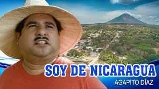 Agapito Diaz se muestra orgulloso de contarles que el es de Nicaragua. facebook: https://www.facebook.com/jrcomediante/...