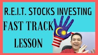 Video 🏨 REIT Stocks in Malaysia -  🕝 Fast Track Lesson to Smart REIT Investing MP3, 3GP, MP4, WEBM, AVI, FLV Maret 2019