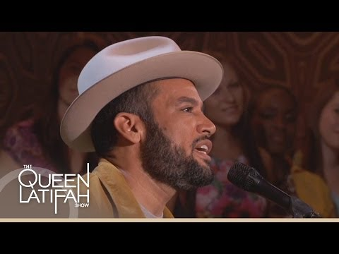 Ben Harper & Charlie Musselwhite perform 'You Found Another Lover (I Lost Another Friend)' on The Queen Latifah Show