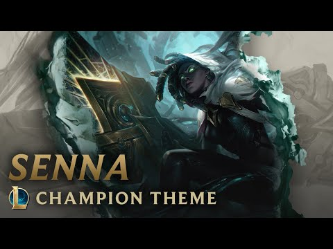 Senna, The Redeemer | Champion Theme - League of Legends