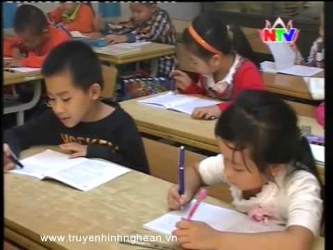 Nghệ An Đất học: Trường tiểu học Vinh Tân