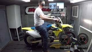 5. How Much Power Does The 2018 Suzuki RMX450Z Make?