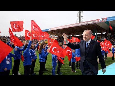 Τα τουρκικά σχέδια σε Συρία και Ιράκ μετά την κατάληψη της Αφρίν