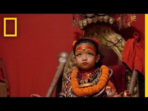 Living Embodiment of Hindu God | The Story of God
