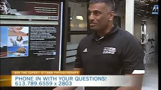 Ottawa (Westboro) Physiotherapy & Sport Clinics Video