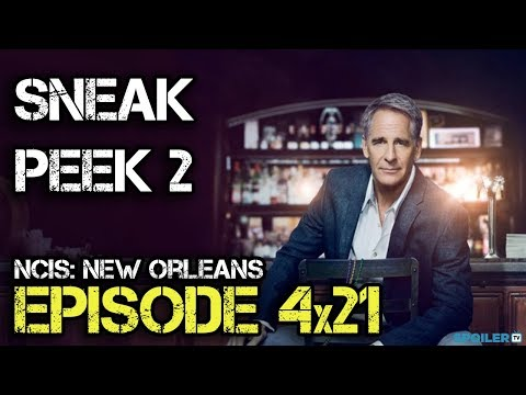 "NCIS: New Orleans 4x21 Sneak Peek 2 ""Mind Games"""
