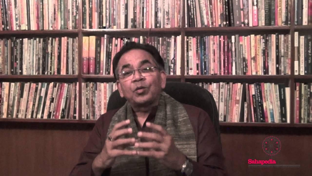 Ashok Chakradhar on Muktibodh