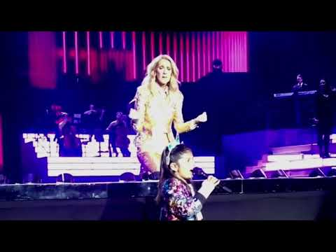 7-Year-Old Fan Shocks Céline Dion With Amazing Voice During Las Vegas Show