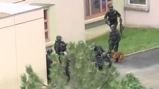 Vitry-sur-Seine France  city photos : Prise d'otage à Vitry-sur-Seine : les images de l'interpellation du forcené