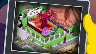 Nonton The Simpsons  Tapped Out     Halloween Update Trailer 2014 Film Subtitle Indonesia Streaming Movie Download