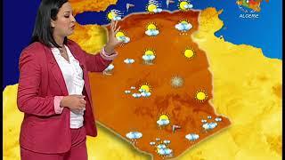 Retrouvez la météo du samedi 24 Août 2018 sur Canal Algérie