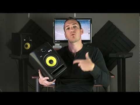 KRK Rokit 5 Studio Monitors Review – TheRecordingRevolution.com