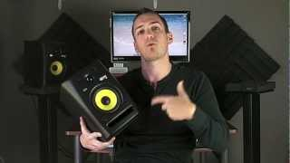 KRK Rokit 5 Studio Monitors Review - TheRecordingRevolution.com