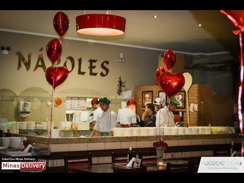 Dia dos Namorados - Pizzaria Nápoles em Cambuí