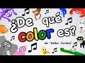 ¿De qué color es? (Spanish Colors Song)