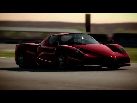 Auto Racing Trailers on Test Drive  Ferrari Racing Legends Official Trailer