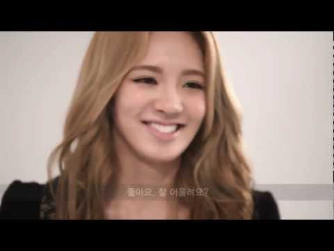 SNSD HYOYEON J.ESTINA Promotion Video