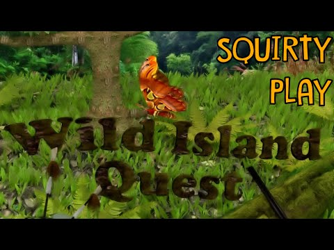 Wild Island Quest - Choose Your Own Sad Little Adventure