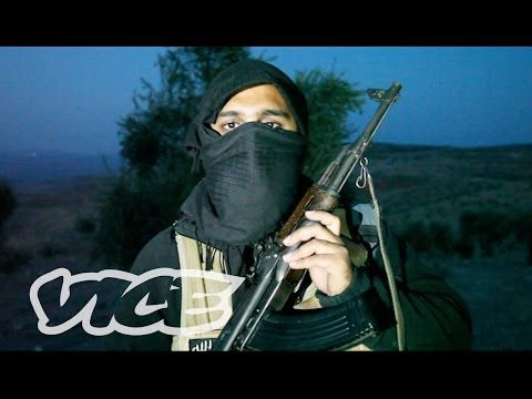 syria - VICE NEWS exclusive footage and interviews with British nationals fighting with al Qaeda in Syria. Yesterday, MI5 Director-General Andrew Parker announced th...