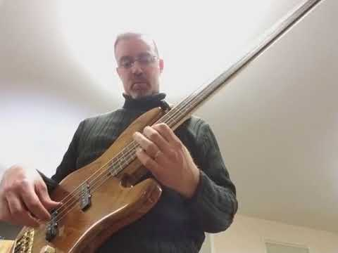 Fender Victor Bailey Fretless - Amazing Grace and some noodling