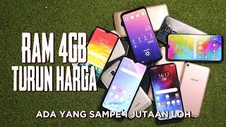 Video HP RAM 4GB 2019: Mumpung Turun Harga, Buruan Beli Sekarang Juga Sebelum Lebaran! MP3, 3GP, MP4, WEBM, AVI, FLV Mei 2019
