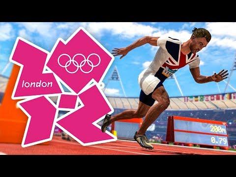 THE OLYMPICS ARE BACK! (видео)