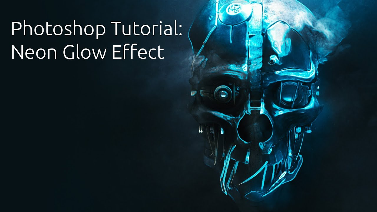 56 best adobe photoshop video tutorials collection it is time to neon glow effect photoshop tutorial baditri Gallery