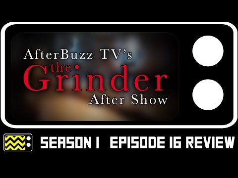 The Grinder Season 1 Episode 16 Review & After Show | AfterBuzz TV