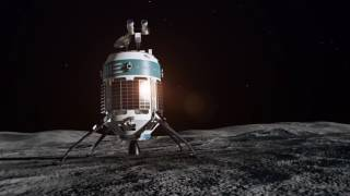 http://collectSPACE.com — Moon Express' Lunar Scout expedition is aimed at being the first commercial voyage to the moon.
