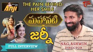 Mahanati Director Nag Ashwin | MAHANATI Promotional #1 | Open Talk With Anji | TeluguOne
