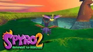 Let's Play Spyro 2: Gateway To Glimmer: Part 4 - Idol Springs
