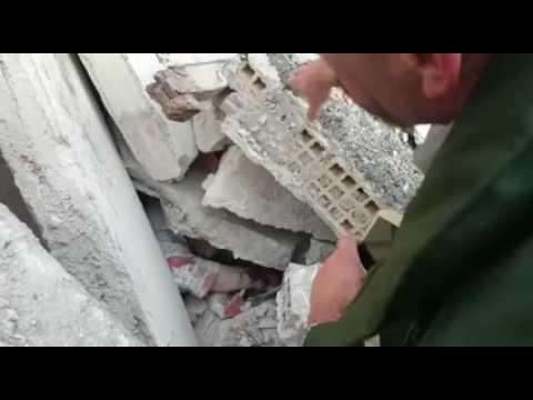 Terremoto, Foto e Video dei soccorsi
