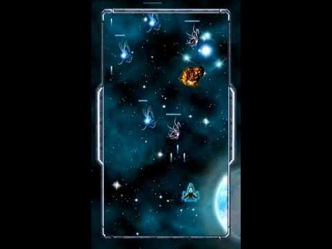 Video of Starship Commander - Space War