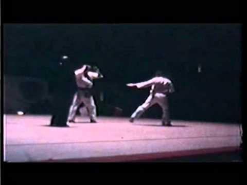 Karate DM Kyokushinkai 1976 i Idrættens Hus, Østerbro