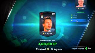BEST Player Pack Overview, fifa online 3, fo3, video fifa online 3