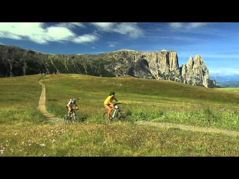 Active and hiking holiday in South Tyrol Alpe di Siusi