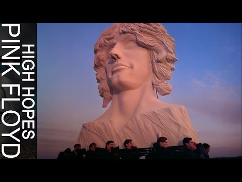 high hopes - pink floyd - video ufficiale