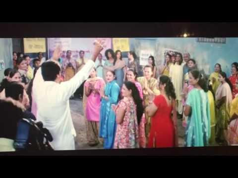 Movie Pranali as politician